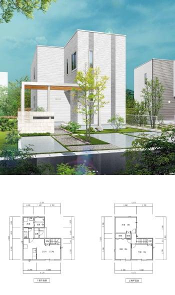 イメージ図/コンセプト型住宅